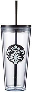 Starbucks スターバックス ブラック サイレン コールドカップ Black siren coldcup 591ml 海外限定品 日本未発売 スタバタンブラー