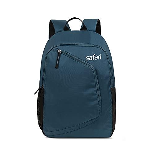 Safari Hexa 21 Ltrs Water Resistant Backpack – Blue, S (HEXA19CBBLU)