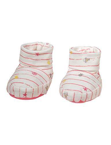 maximo Babyschuhe rosa/weiß 1 Mon.
