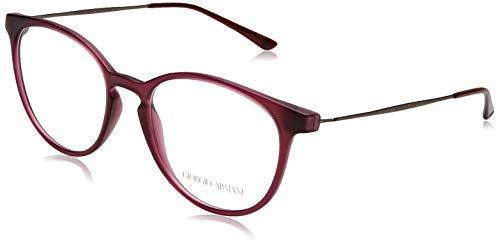 Armani Damen 0AR7140 Sonnenbrille, Matte Marc, 51