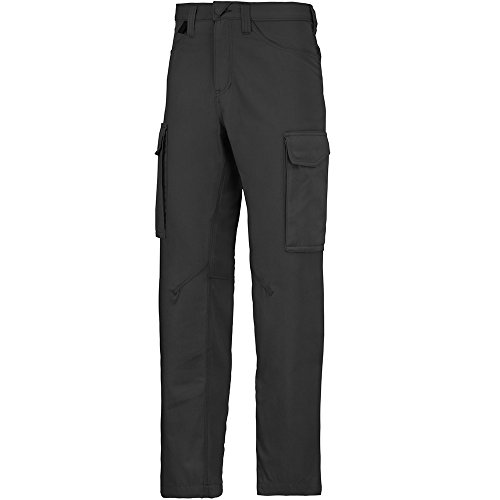 Snickers Workwear 6800 Short Service Hose schwarz Gr. 48