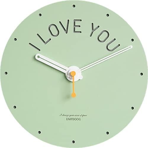 Reloj de pared Europa Arte Reloj de pared Silencioso Moda Digital Guess Mujeres Relojes Pow Patrol Decoración para el hogar Mute Wanduhr Mural Reloj de cuarzo