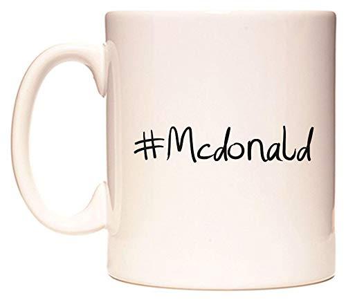 #Mcdonald Taza por WeDoMugs®