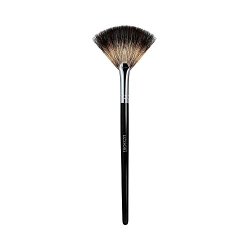 T4B LUSSONI PRO 600 Pinceau Eventail Maquillage Longueur 218 mm Ergonomique
