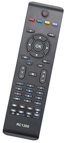 ALLIMITY RC 1205 RC1205 Fernbedienung Ersetzen für Saba TV 32820 26559376 CLS22V6 L19V884 L2611JC L26V884 L26V884 S32VD507