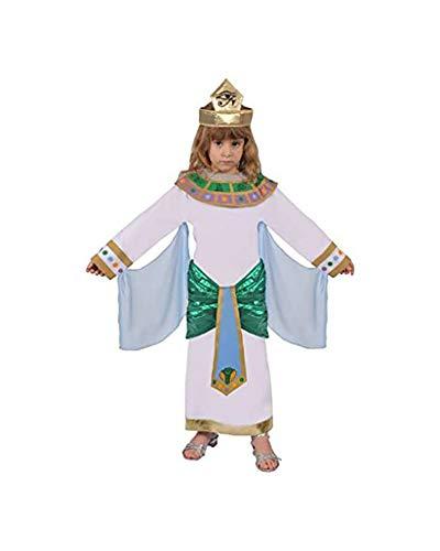 Dress Up America Disfraz de niña egipcia