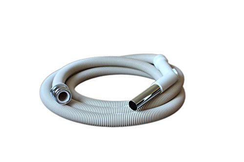Vacuum Hose Compatible with Electrolux Hose Replacement, Extra Long 15 Foot Non-Electric Crushproof, Custom Made Vacuum Cleaner Hose for Electrolux Vacuum Cleaner Parts