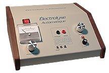 Electrolyse Automatique Deluxe Elektrolyse Micro-Probe Epilierer für dauerhafte Haarentfernung. 1 Jahre Garantie.