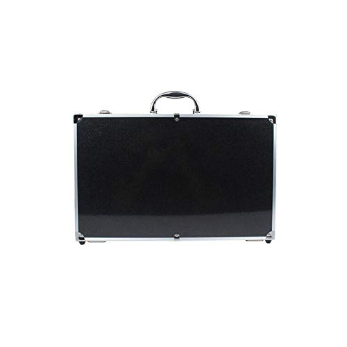 Tomlov Guscio Custodia Aluminum Carrying Case Box Hand Bag per Hubsan X4 H501S FPV RC Drone Helicopter