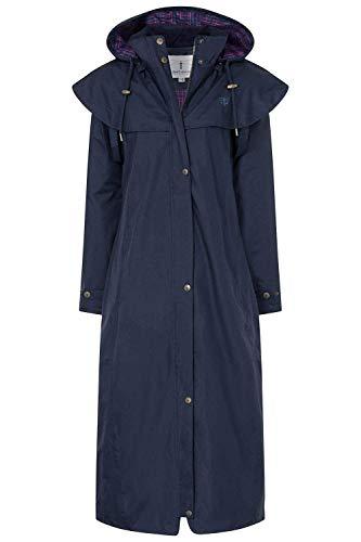 Lighthouse Outback Damen Ganzkörperwasserdicht Raincoat (EU40) ( Herstellergr. 12 ) - Nachtschatten