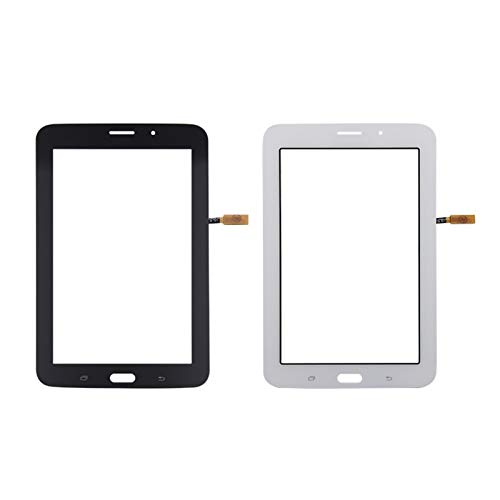 Kit de reemplazo de pantalla Ajuste para Samsung Galaxy Tab 3 Lite SM-T116 T116 Pantalla táctil Digitalizador Panel de vidrio Reemplazo kit de reparación de pantalla de repuesto ( Color : White )