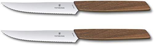 VICTORINOX(ビクトリノックス)『スイスモダンステーキナイフセット2ピース』