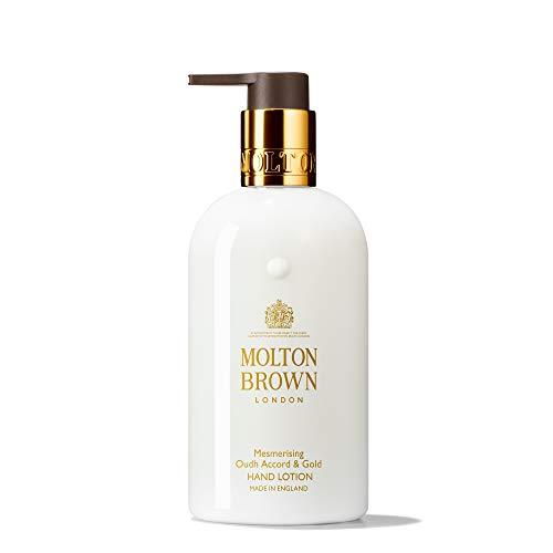 Molton Brown Mesmerising Oudh Accord & Gold Hand Lotion, 300 Ml