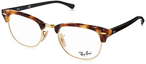 Ray-Ban Unisex-Erwachsene 0rx 5154 5494 51 Brillengestell, Braun (Brown Havana)