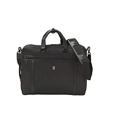 Victorinox Werks Professional 2.0 Laptoptasche - Umhängetasche und Rucksack für Laptop und Tablet Unisex - Schwarz