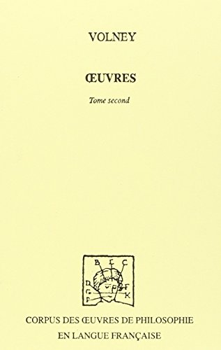 oeuvres (1796-1820)