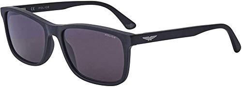 Police Origins Lite 4 SPL-998 0703 - Gafas de sol, color negro mate y verde