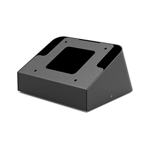 Compulocks Kiosk & AV Capsule Tablet Stand - Soporte para Tablet - Negro - Ordenador de sobremesa