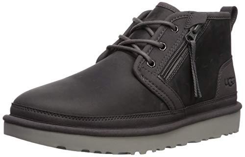 Price comparison product image UGG Men's NEUMEL ZIP Boot,  Dark Grey,  11 M US