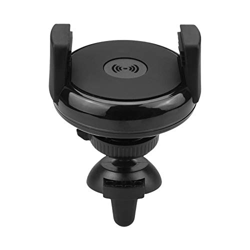 Best Universal Car Wireless Charger Magnetic Air Vent w/Adjustable & Secured Phone Holder Mount for iPhone Samsung Android Smartphones