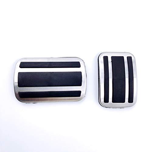 JIERS para Peugeot 308 3008408 4008 5008, para Citroen C5 Picasso, Almohadillas de Estilo de Coche, Pedales de Acelerador de Rotura, Accesorios de Coche en MT