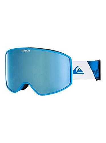 Quiksilver Storm Sportline-Snowboard/Esquí Máscara para Hombre, Brilliant Blue radpack, 1SZ
