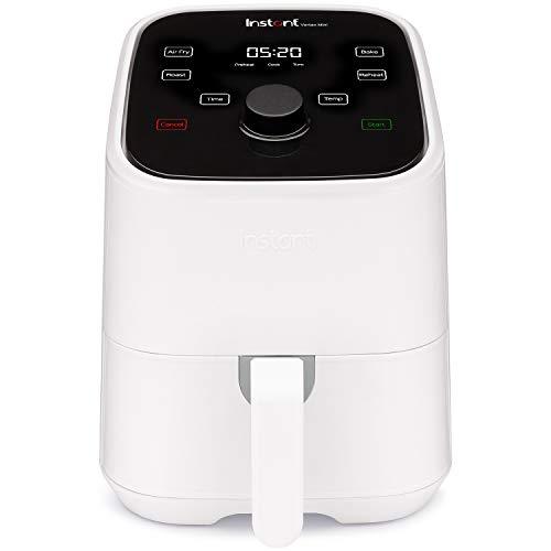 Instant Brands Vortex Mini 4-en-1 Air Fryer 2L - Saludable Air Fry, Bake, Roast and Recalentar - 1300W