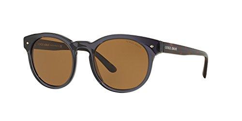 Armani Gafas de Sol Polarized 8055 502957 (51 mm) Gris