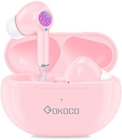 Top 10 Best pink bluetooth earbuds