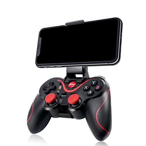 Eksesor Wireless Controller, Bluetooth Game Controller für Android und Tablet, ergonomisches Design, Universelles Gamepad