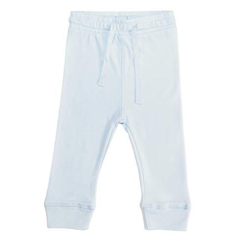 Rolly Pollies - Pantalones de algodón orgánico - azul - 12 -18 meses