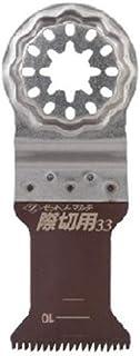 ゼット販売 カットソー・マルチツール用ブレード 20013 際切用 33 狭い場所での切断