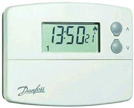 Danfoss/ /Adaptador acodado para cabezales de termostato Raw RA2000