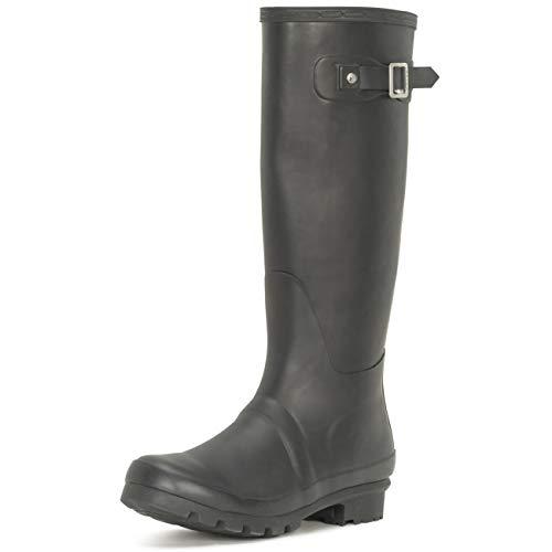 Womens Original Tall Snow Winter Wellington Waterproof Rain Boots