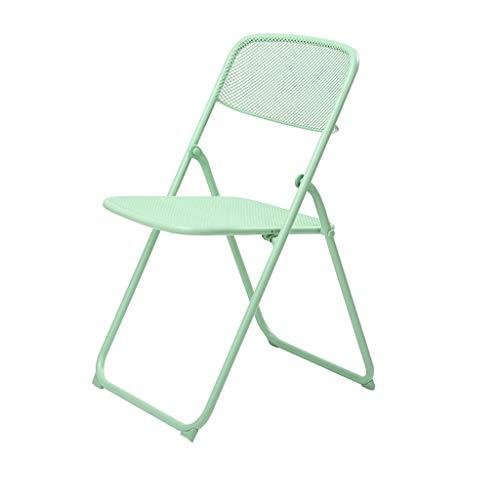 Klapstoel voor het strand, draagbaar, voor balkon, lounge, stoel – draagbaar, voor binnen en buiten.