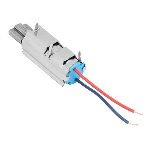 Motor de vibración sin núcleo, 5Pcs 11500rpm Micro vibrador sin núcleo de vibración fuerte para equipos de detección de mano