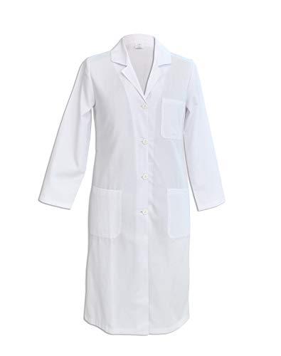 GRUPO MARBLAN Bata Laboratorio Mujer (M)