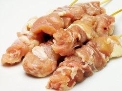 国産やわらかもも串(生串) 25本 【焼き鳥】 冷蔵品