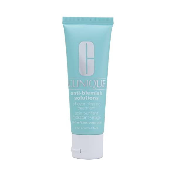 Acne treatment products Clinique Anti-Blemish Solutions Clearing Moisturizer 1.7 Ounce