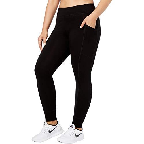 Calvin Klein Women's Plus Size Full Length Leggings