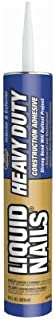 LIQUID NAILS LNP-901 Heavy Duty Construction Adhesive (28-Ounce)
