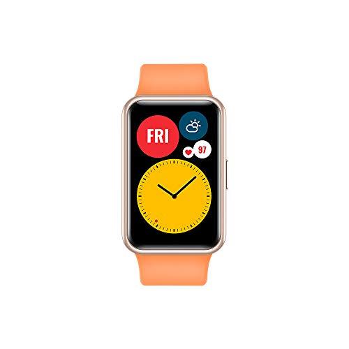 Montre connectée Watch Fit Orange