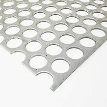 JumpingBolt Aluminum Perforated Sheet, 1/8