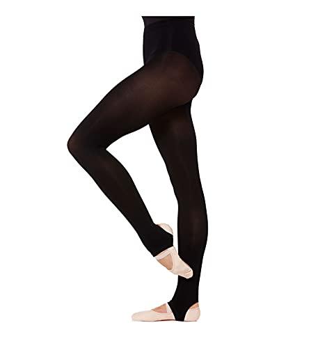 Mytoptrendz® - Opaque Stirrup Tights Chilrens Girls & Adult Ladies Size...