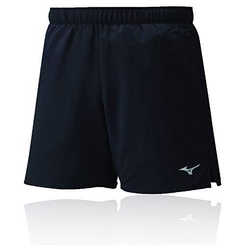 Mizuno Core 5.5 Short Pantalón Corto, Hombre, Black, XL