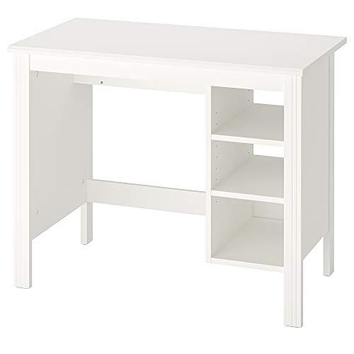 BRUSALI biurko 90 x 52 x 73 cm białe