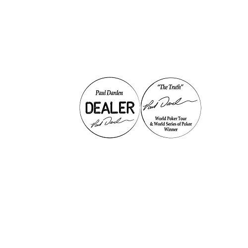 Dealer Paul Darden