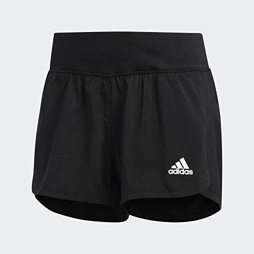 adidas - Fitness-Shorts für Damen in Black, Größe L