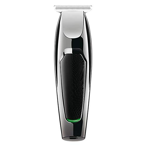 Hair Trimmer, All-In-One Beard Trimmer, Waterdichte Draadloze tondeuse met 5 Attachments Mannen Vrouwen Baard Nose Hair