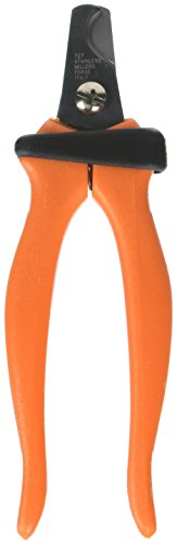 Millers Forge Nail Clipper W/ Orange Handle